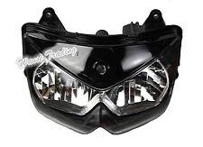 Front Headlight Headlamp Head Lamp Light Clear For KAWASAKI Ninja 650R Z750 ER6F