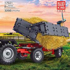 Bausteine Mould King-17021 Ergänzungssatz Traktorbausteine Spielzeug OVP 3098PCS