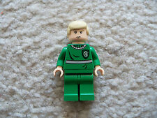 LEGO Harry Potter - Rare - Draco Malfoy (No Cape) - From 4757 - Excellent