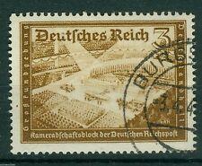 Deutsches Reich Einzelwerte aus 702 - 713 , o , Kameradschaftsblock (I)