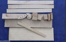 violin parts one set of 4/4 size violin making material for luthier