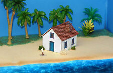 Humble House N Scale Building DIY Paper Home Cutout Kit