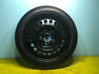 Kia Factory 2017 Forte 5DR Hatchback Spare Tire Kit Vehicles with 15, 16, or 17 Wheels