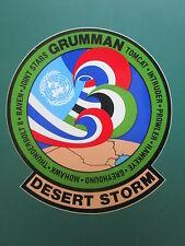 AUTOCOLLANT STICKER GRUMMAN DESERT STORM KUWAIT TOMCAT MOHAWK RAVEN PROWLER