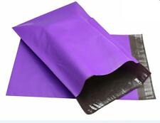 200 6x9 Poly Mailer Plastic Shipping Mailing Bag Envelopes Polybags Purple