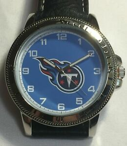 Tennessee Titans Men's Classic Sparo Sports Watch.  Officially Licensed. NEW