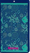 """40"""" x 72"""" Oversized Personalized Embroidered Beach / Pool Towel With Sea Life"""