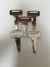 Yamaha Golf Cart Key G1, G2, G8, G9, G11 Gas And Electric (Set Of 5) Keys