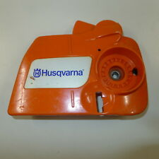 OEM Husqvarna Chain Brake Shell, Knob Adjust, 235 236 240 , #525611401