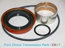 **COMPLETE** 1991 - 2003 4L80E & 4L85E Rear Tail Housing Reseal Kit with Bushing