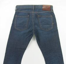 SCOTCH AND SODA - RUSH   men's jeans STRAIGHT LEG   -  size 32 / inseam  32