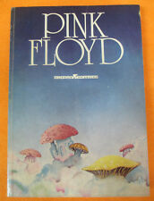 BOOK LIBRO PINK FLOYD 1978 Gilmour Waters Wright ARCANA EDITRICE no cd lp mc dvd