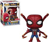 Funko Pop Movies: Avengers Infinity War Iron Spider with Legs Vinyl Exclusive