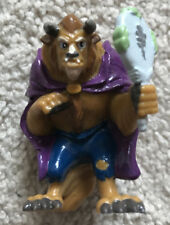 The Beast from Disney's Beauty and the Beast Holding Mirror PVC Figure