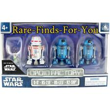 Disney Parks Star Wars The Rise of Skywalker Droid Factory Set of 4 (NEW/SEALED)