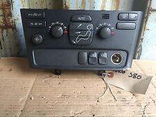 Volvo S80 A/C Heater Control Panel