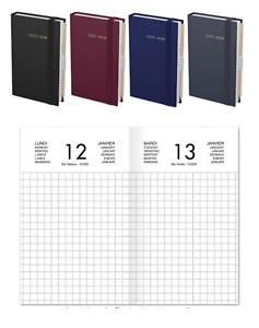 Lecas Chantier 1 Agenda Journalier 2020  1 jour/page 9x13 cm Etat NEUF