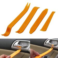 4PCS/Set Car Radio Door Clip Panel Trim Dash Audio Plastic Removal Pry Tools