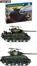 "M4A3E8 SHERMAN ""FURY"" Decal For 3 U.S Version Italeri No.6529 1/35 Model Kit New"