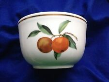 "TWO 6 5/8 x 4"" Bowls Evesham Gold Edge by Royal Worcester"