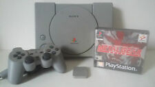 LOT CONSOLE SONY PLAYSTATION - PS1 DUAL SHOCK PSX - METAL GEAR SOLID