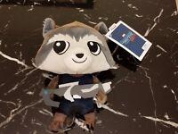 NEW Rocket Raccoon Phunny PlushGuardians of the Galaxy Kidrobot