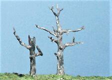 WOODLAND SCENICS #TK22 DEAD TREES (5) - NEW