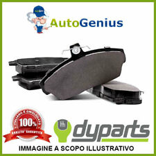 KIT PASTIGLIE FRENO ANT LAND ROVER DISCOVERY II 2.5 Td5 99>04 DYPARTS DYP0533