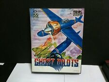 NEW WITH SNK SEAL GHOST PILOTS ENGLISH VERSION  FOR NEO GEO AES SYSTEM