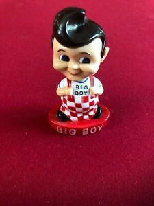 "2004, BIG BOY, Vintage (4"") Plastic Bobble Head (Vintage)"