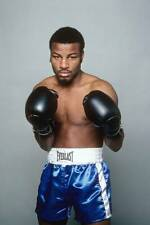 Old Boxing Photo Wilfred Scypion Pose For A Portrait In New York