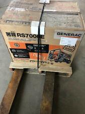 Generac RS7000E Portable Generator