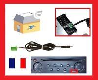3.5mm Jack Aux Adaptateur Entrée Auxiliaire Cable Renault Clio MP3 Update List