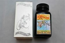 NOODLERS FOUNTAIN PEN INK 3 OZ BOTTLE EEL BLACK