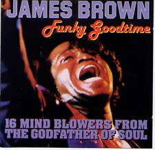 JAMES BROWN -  Funky goodtime - CD album