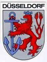 Düsseldorf  historische Gold Anleihe 1926 dekoratives Wertpapier Rheinland NRW