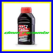 Olio freni BREMBO Sport Evo 500 ++ (DOT4) 250ml. racing moto scooter racing