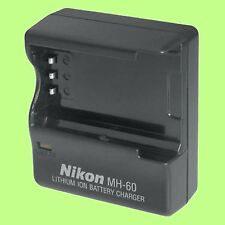 Nikon MH-60 Battery Charger for Coolpix 2500 3500 SQ EN-EL2 Battery