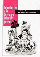 Introduccion a LA Literatura Infantil Y Juvenil (Spanish Edition), Sarah Corona