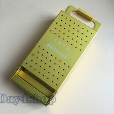 1PC  Kirschner wires pins Case Rack sterilization tray Veterinary orthopedics