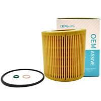 Oil Filter For BMW E60 E61 E84 E85 E90 E91 E92 E93 128i 135i 525i X5 Z4