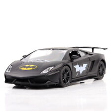 DC Justice League Batman Diecast Car Lamborghini Gallardo Model Vehicle Kids Toy