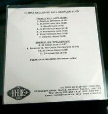 Taras - I will love again / Sherrie Lea - Spellbound Rare PROMO 11 Mix CD Single