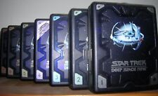 STAR TREK DEEP SPACE NINE - cofanetti da collezione stagioni 1,2,3 e 6