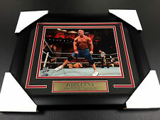 JOHN CENA HEAVYWEIGHT CHAMPION WWE WWF PHOTOFILE 8x10 PHOTO FRAMED