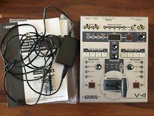 Roland Edirol V-4 – 4 Kanal Video-Mixer - gebraucht - technisch im Top Zustand