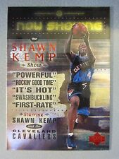*Rare* 1999-00 Upper Deck Now Showing #NS5 Shawn Kemp