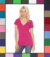 Next Level - Women's CVC Deep V-Neck T-Shirt - N6640