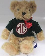 MG 'MORRIS' BEAR, WITH GREEN JUMPER, BRAND NEW (BGR68B)