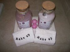 MAKE-UP Washcloths Set of 2